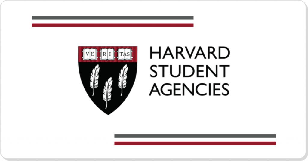 Image of the Harvard Student Agencies logo