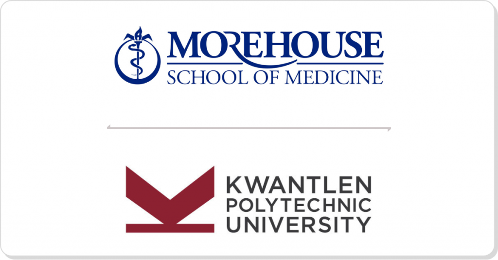 Logos of MSM and KPU